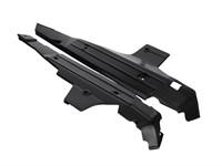 Seitenschutzset schwarz Maxi S (Paar)