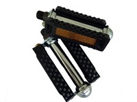 Pedal-Set schwarz Puch / Sachs / Tomos eco (Paar)