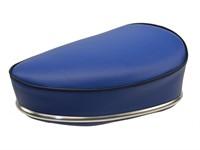 Sattel Blau