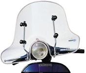 Windschutzscheibe transparent, Piaggio PX 125 bis 2001