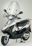 Windschutzscheibe transparent, Kymco Movie-Vivio 125/150 2001