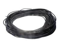 Stromkabel 5 Meter schwarz