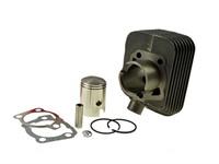 Zylinderkit AKOA 50cc, Ø38.2mm Guss, Piaggio Ciao, Kolbenbolzen 10mm
