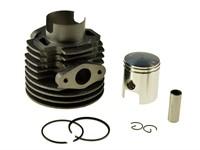 Zylinderkit 40mm Puch X30/Velux 2G Automat, gebläsegekühlt, 10 mm Kolbenbolzen.