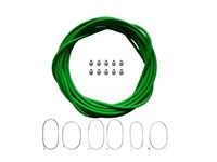 Kabelset Mofa grün