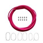 Kabelset Mofa Pink