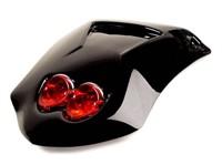 Unterboden MTKT Peugeot Speedfight II, schwarz mit roten Rückleuchten