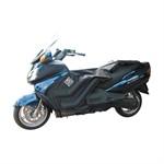Beinschutz TUCANO URBANO Termoscud R037, Suzuki Burgman 650cc 2003 bis 2012
