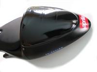 Sattelspoiler Aprilia RS 50/RS 125 Schwarz