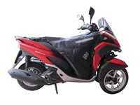 Beinschutz TUCANO URBANO Termoscud R172, Yamaha Tricity 125cc / MBK Triptik 125cc 4T