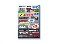 Aufkleberset FX Brands Kit A (33 x 48cm)