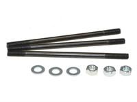 Jeu de goujons pour cylindre, (3pcs) M7x120mm, vélomoteurs Piaggio/Gilera