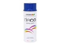 Spray de peinture voiture/moto RAL 5010 bleu gentiane 400ml