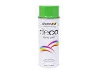 Spray de peinture voiture/moto RAL 6018 vert pomme 400ml