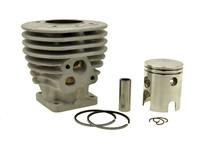 Kit cylindre SOLEX, 39.5mm 50cc alu Nickasil 3300 / 3800 / 5000