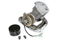 Motor Motobecane/MBK 88, typ AV7, inkl. Auspuff