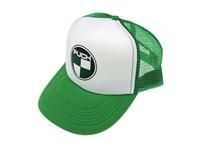 Cap Puch Grün/Weiß,