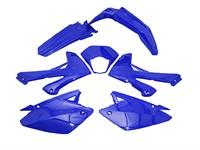 Verkleidungskit 7-Teilig Rieju 50 blau