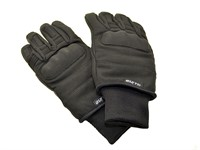 Handschuhe Winter Softshell City1, schwarz, Gr. M