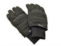 Handschuhe Winter Softshell City1, schwarz, Gr. L