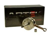 Kurbelwelle Artek K-Serie, 20mm Stumpf, Minarelli AM6