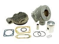 Tuning Zylinderkit Akoa 38mm Sachs 502 Membran, Typ Sport mit Zylinderkopf