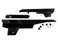 Rahmenverkleidungs Set Puch Maxi N schwarz