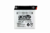 Batterie YB5L-B Kyoto (leer)