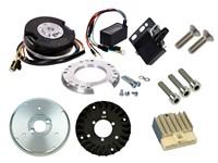 MVT Innenrotorzündung Sachs 503 / Velux 12V mit Licht und Drehzahlbegrenzer SET
