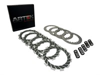 Kupplungsbeläge ARTEK K2 Kevlar Derbi EBE / EBS / D50B0