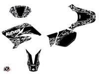 Stickerset / Dekor-Kit Predator schwarz, MBK 50cc X-Limit 2007 bis 2011