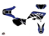Stickerset / Dekor-Kit blau replica, Yamaha DT 50 2007-2011