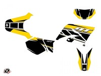 Stickerset / Dekor-Kit gelb replica, Yamaha DT 50 2007-2011