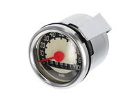 Tachometer oldie VDO rund (Ø48mm) bis 100 km/h