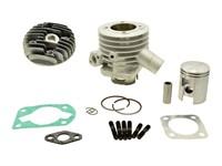 Zylinder-Kit Sachs 503 2AL, AAL, 2BL, ABL CH, Ø 41mm Racing, aluminium mit Zylinderkopf
