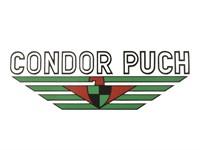 Puch Condor Aufkleber Velux