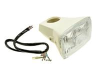 Scheinwerfer für Gilera EC1 / Universal