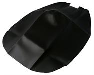 Sattelüberzug Peugeot Jetforce 50ccm Carbon/Schwarz