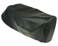 Sattelüberzug Peugeot Zenith/Buxy 50ccm Schwarz/Carbon