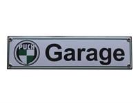 Puch Garage Emailschild