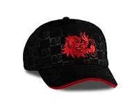 Cap Malossi Lion, schwarz / rot