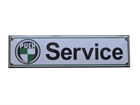 Puch Service Emailschild