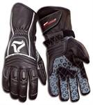 Handschuhe, Paar, Leder, (Grösse L)