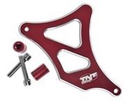Abdeckung Ritzel TNT Minarelli AM6, Rot eloxiert