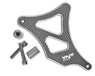 Abdeckung Ritzel TNT Minarelli AM6, Carbon