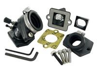 Einlasssystem Stage6 MKII, Piaggio, inkl. 23mm Adapter und Stage6 Ansaugstutzen