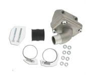 Einlasssystem Peugeot vertikal inkl. Membrane für PHBG Vergaser