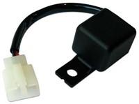 Blinkerrelais für LED 12V 2-Polig mit Kabel