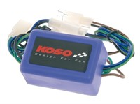 Flasher für Blinker- und Rücklicht, Yamaha Aerox/ MBK Nitro