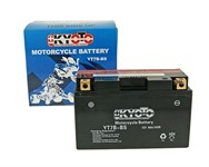 Batterie YTX7A-BS Kyoto (voll) L:149/B:84/H:94mm